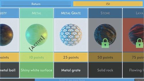 金属球历险记截图