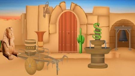 沙漠脱逃截图