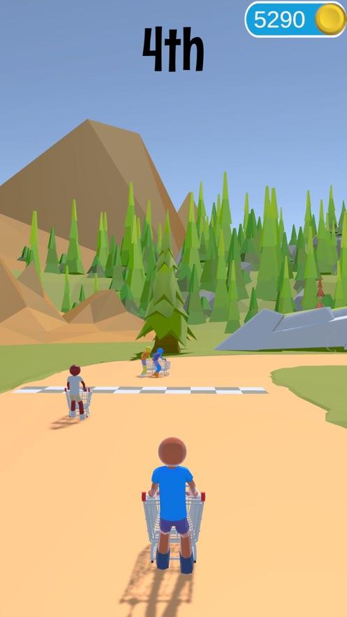 Cart Race 3D截图