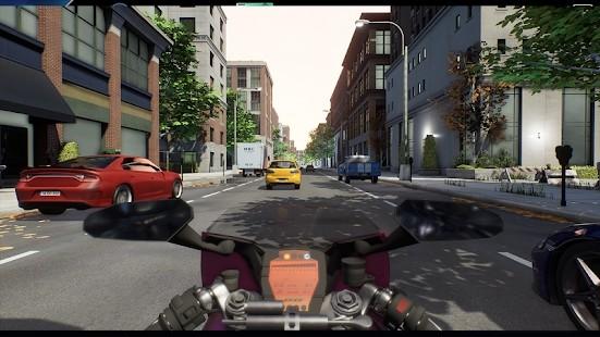 交通狂热摩托最新版