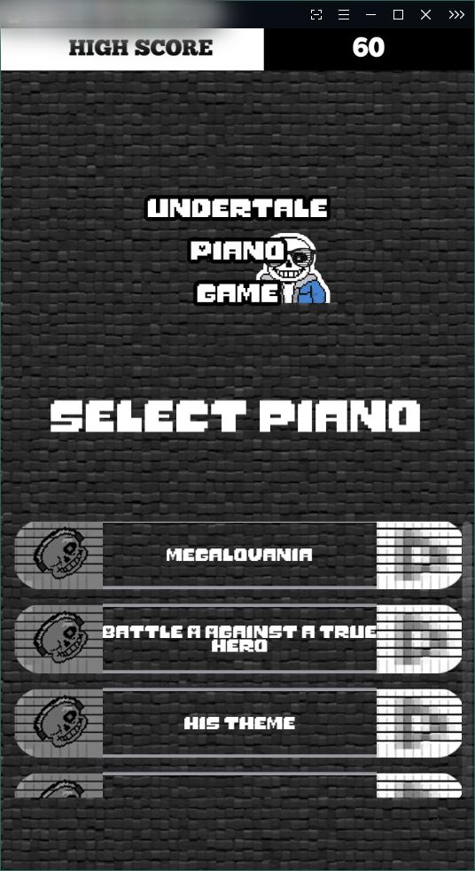 ut钢琴块截图