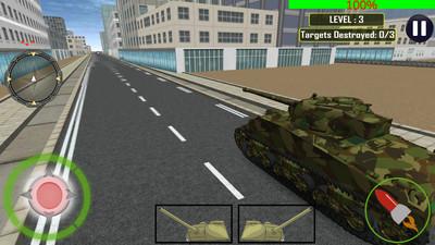坦克大战警车