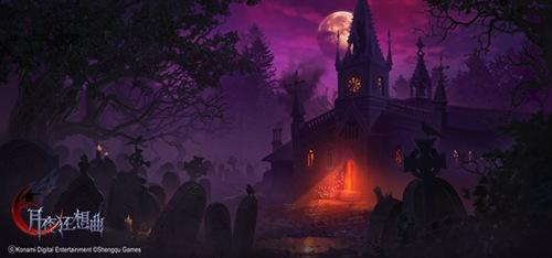 承袭恶魔城经典之作 《月夜狂想曲》古堡地图大赏析