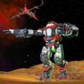 机器人机甲战场