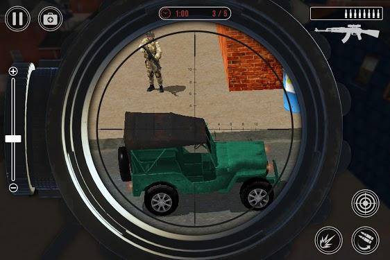 FPS突击队射击3D截图