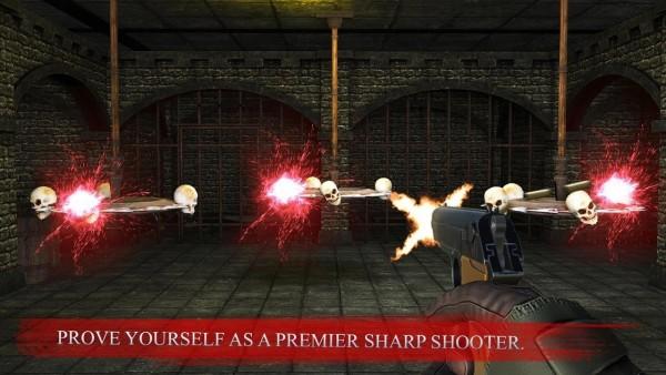 骷髅射击地牢世界