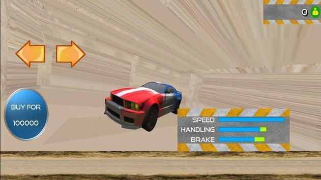 沙漠公路奔跑截图