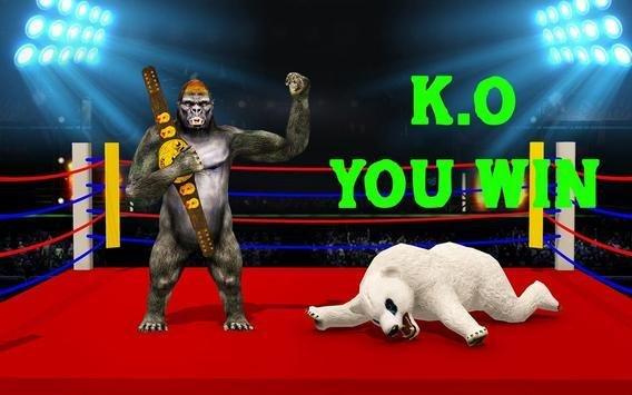 狂野猩vs狂野熊