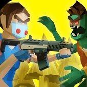 两个朋友和僵尸3D