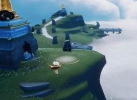 光遇仙乡位置 仙乡的金塔下冥想任务