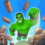 绿巨人跑酷