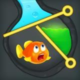拉针保存鱼