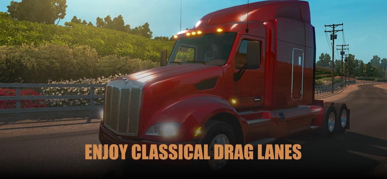 卡车飙车截图