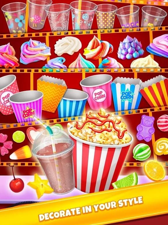 疯狂的电影食物截图