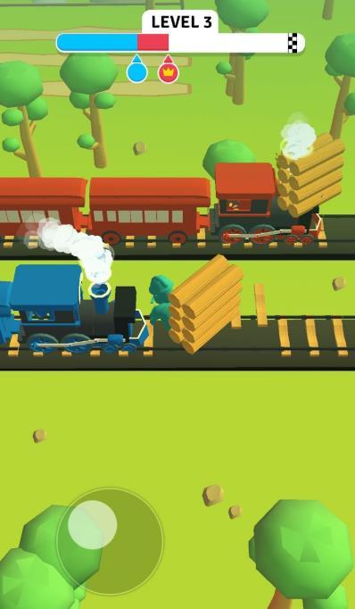 撸完大树铺铁路截图