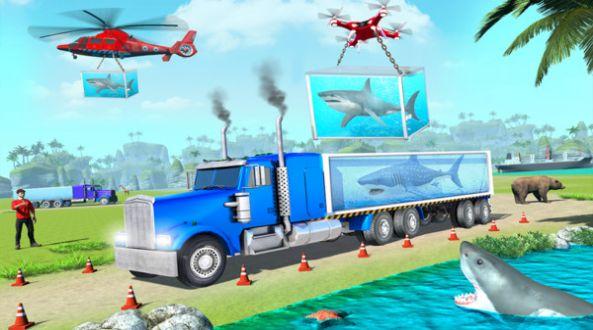 农场动物运输模拟器截图