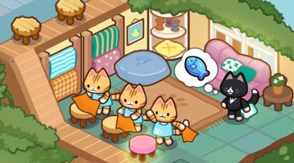 猫咪家具大亨截图