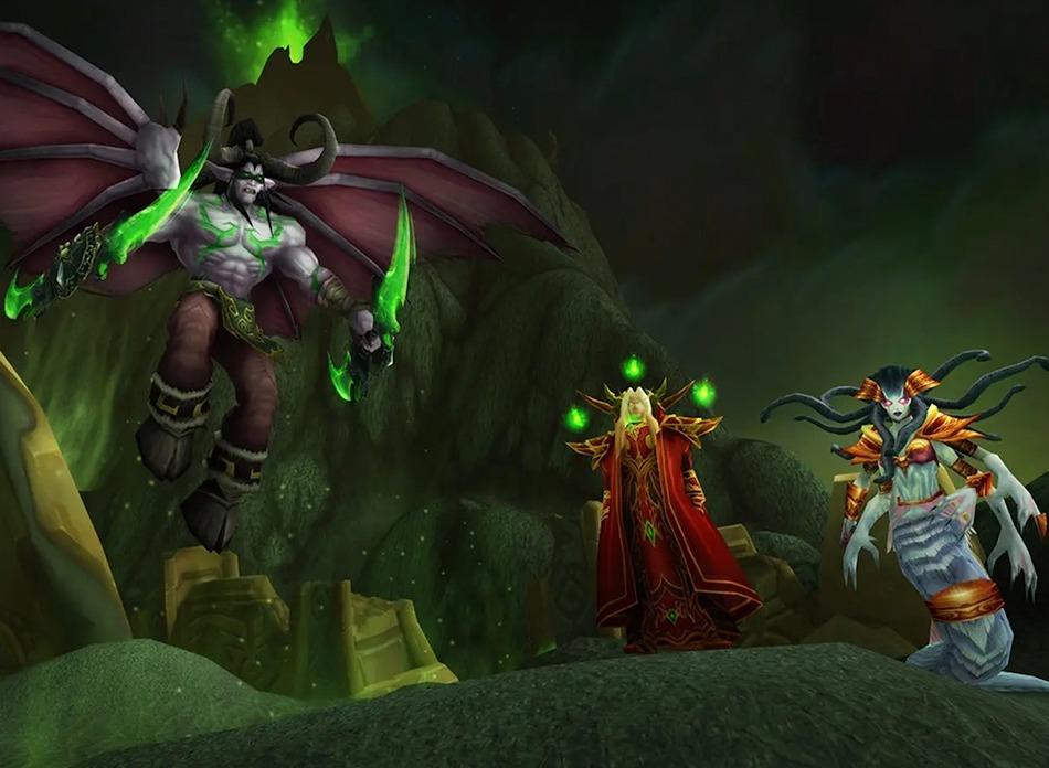 魔兽世界燃烧的远征怀旧服将于6月2日开启 谱写崭新传奇