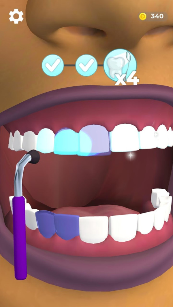 假牙医生截图