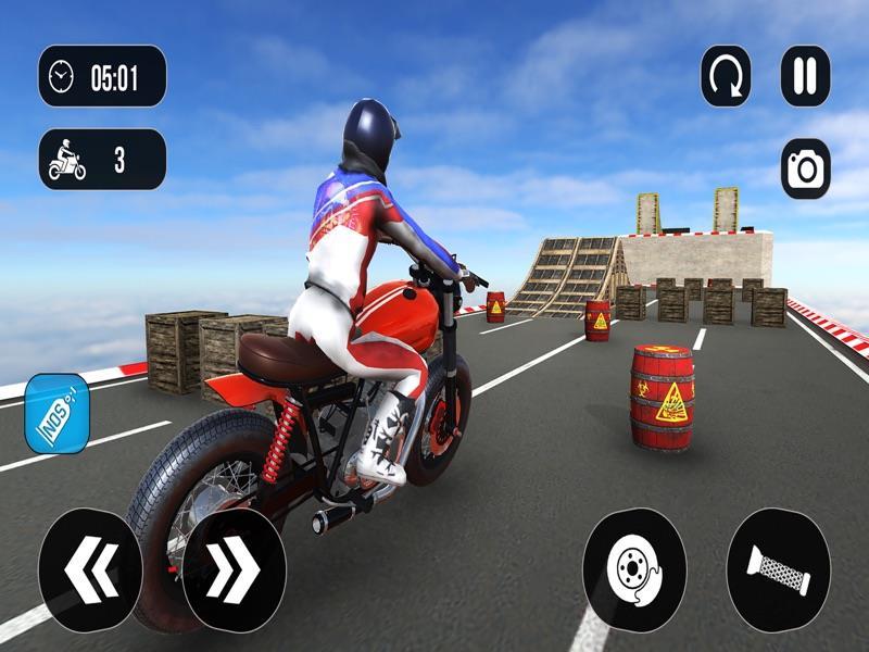 都市骑手越野摩托车