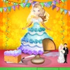 婚礼娃娃蛋糕烹饪