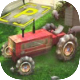 拖拉机驻车驾驶模拟器