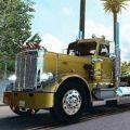 卡车货物驾驶2021