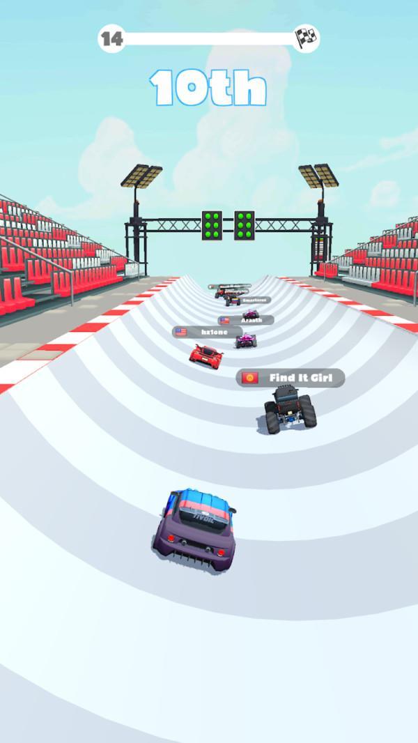 捷径赛车截图