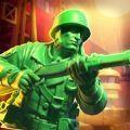 绿色军团玩具战争