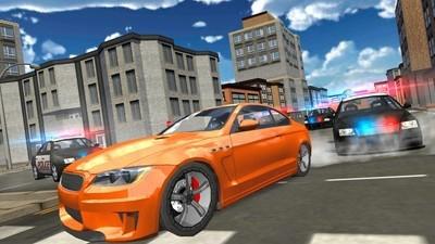 驾驶赛车3D模拟器
