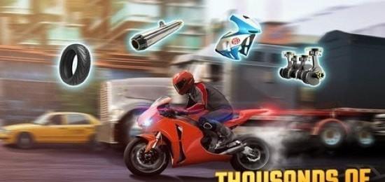 顶级骑手公路摩托比赛