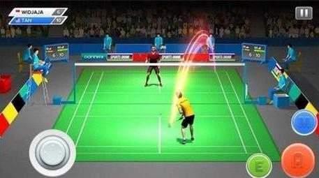 超级羽毛球联赛