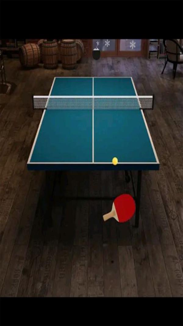 乒乓球王截图