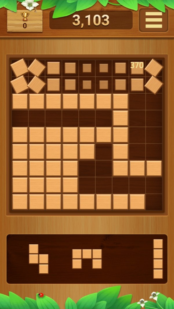 木块拼图2021