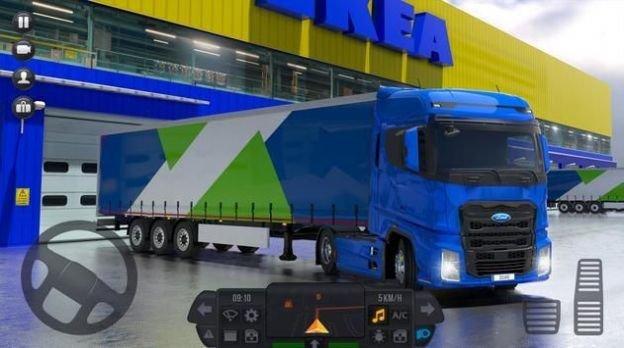 卡车探索之旅