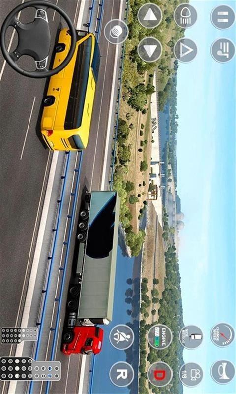 卡车探索之旅截图